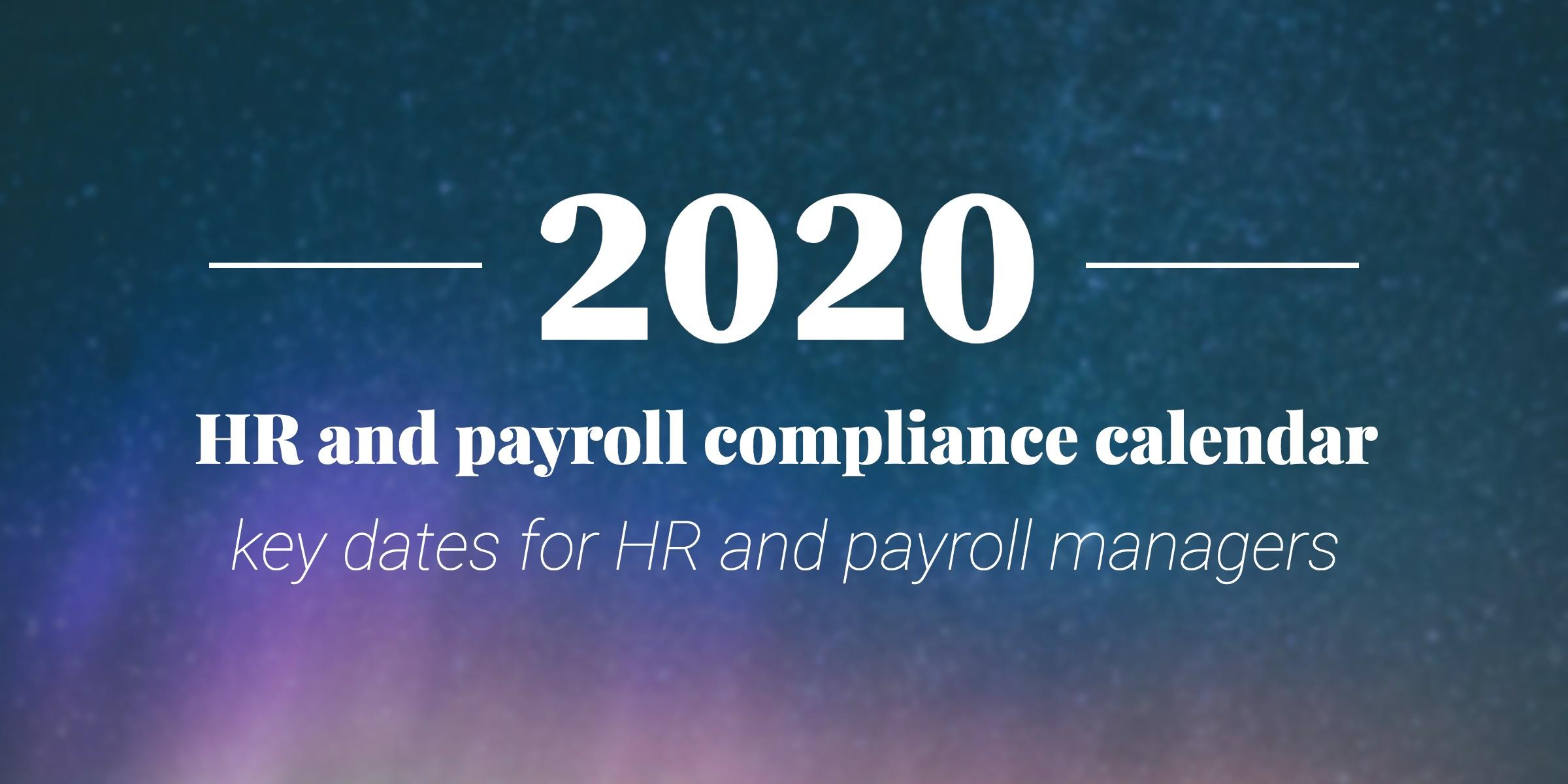 2020-hr-payroll-calendar