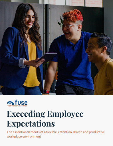 How to Exceed Employee Expectations with a Retention-Driven Workplace