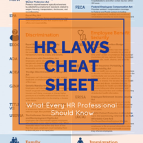 HR laws cheat sheet