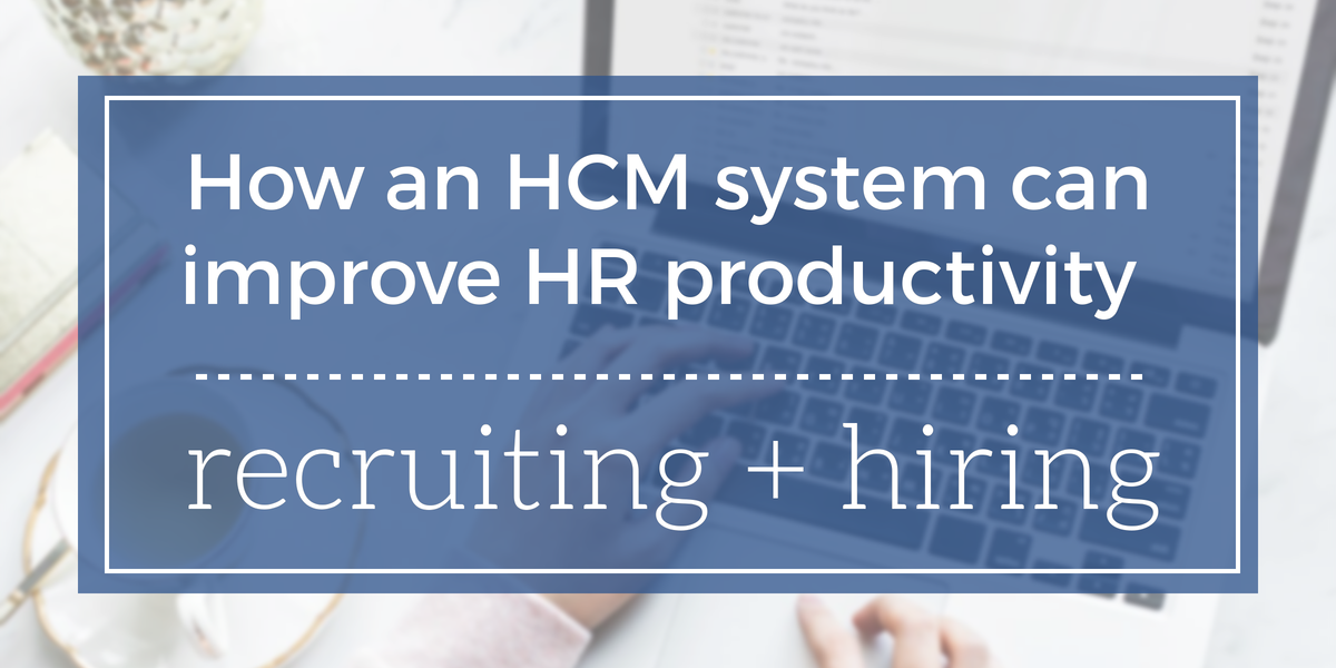 HCM-system-productivity-recruiting