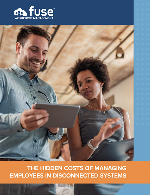 The Hidden Costs of Managing Employees in Disconnected Systems