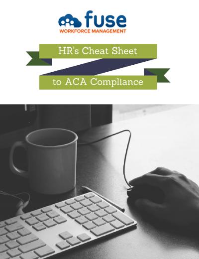 ACA Compliance Cheat Sheet
