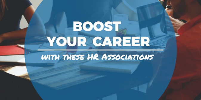 HR associations to boost your career