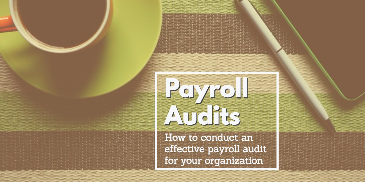 payroll audit procedure