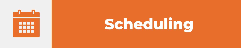 header schedule