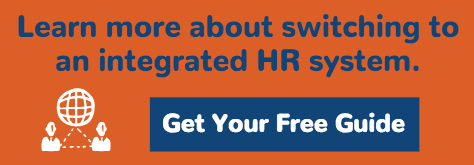 why use an integrated hr system